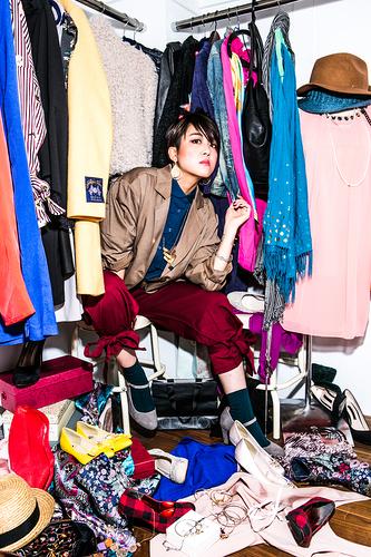 小林真梨恵[closets]