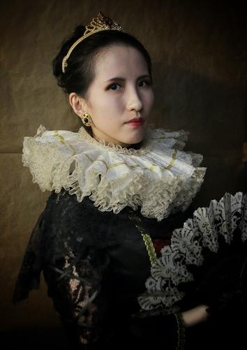 スペインの悲劇 公式衣裳写真