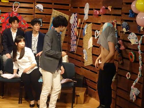 倉橋勝の喜劇向上委員会 公演写真
