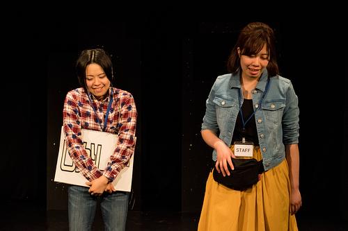 『BKTV 春の特別編』舞台写真