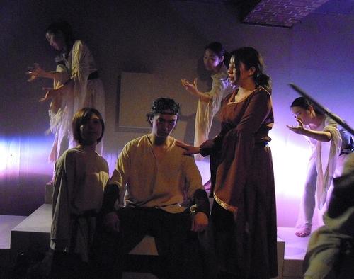 THE MACBETHS 舞台写真