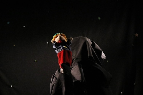 「メンタイコさんによせる唄」公演写真1