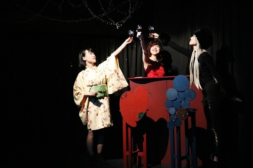 「メンタイコさんによせる唄」公演写真5