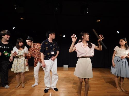 ショートコメディ三連発!!! 公演写真