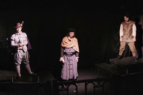 舞台写真 スペインの悲劇~ヒエロニモの怒り~