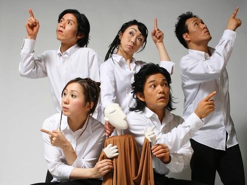 follow the arrows2008:宣伝美術写真
