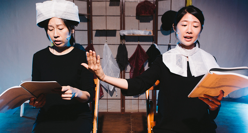 《滾湯冒泡煮鍋鍋》作:別役実 演出:黄郁晴