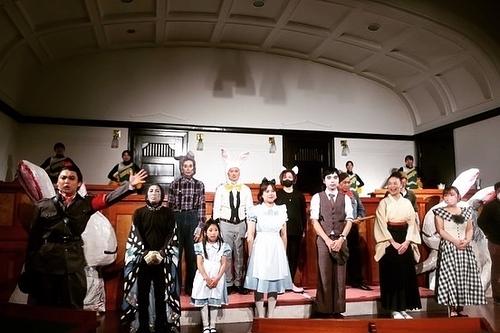 ジャンク派ポヱトリー劇場『アリスのティーパーティー』