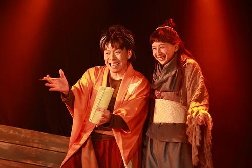 PocketSheepS第13回公演 双鱗姫
