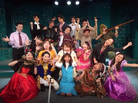 PocketSheepS第16回公演 100人のタナカ!