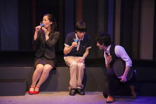 PocketSheepS第11回公演 千年の狐と小さな嘘