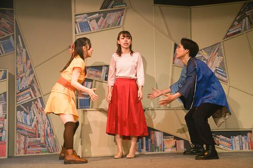 10・Quatre×PocketSheepS合併記念公演  紙片の王国