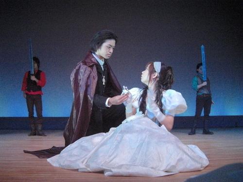 音楽劇 ロミオとジュリエット