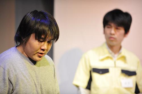 おでんまんと田中さん