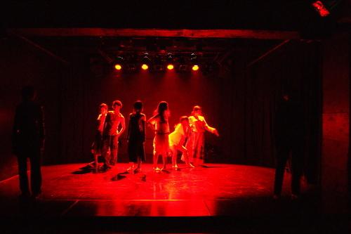 第3回公演「OCT」公演写真(ダンス)