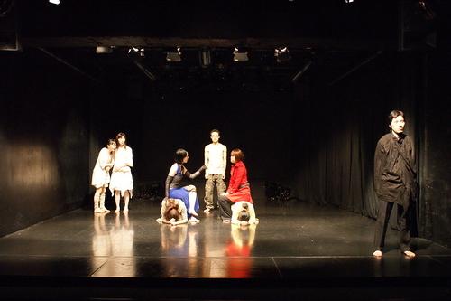 第3回公演「OCT」公演写真(デ=ズッパ)