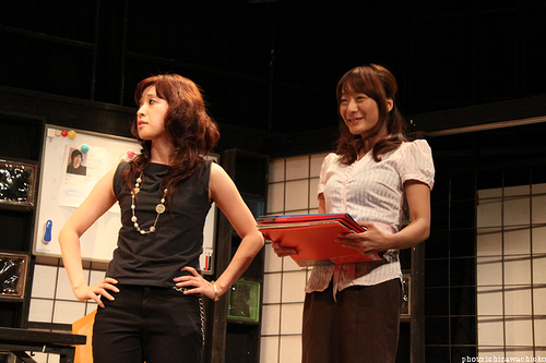 『片想い撲滅倶楽部』舞台写真